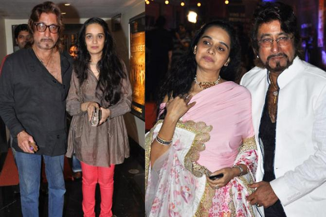 Shakti Kapoor love story