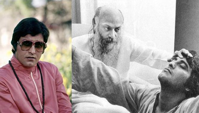 Vinod Khanna's spiritual change