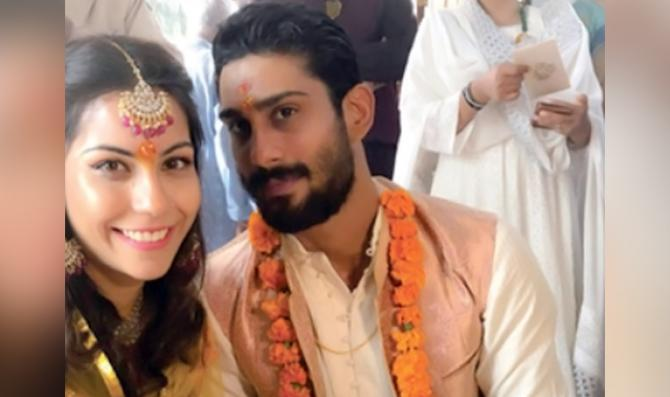 Having Moved On From Prateik Babbar, Amy Jackson Is Dating ...