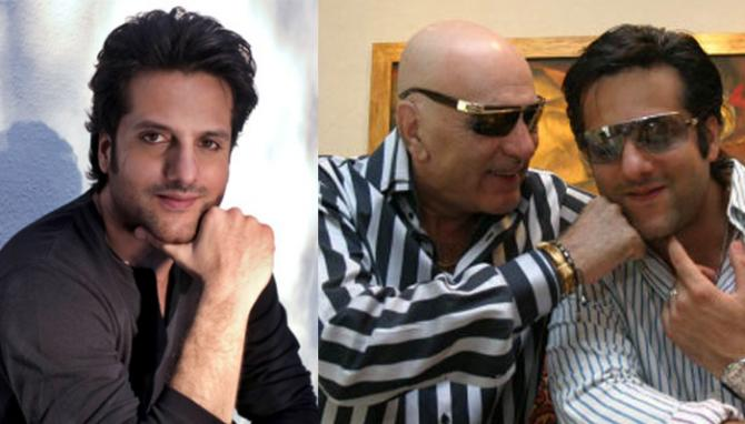 Image result for fardeen khan father