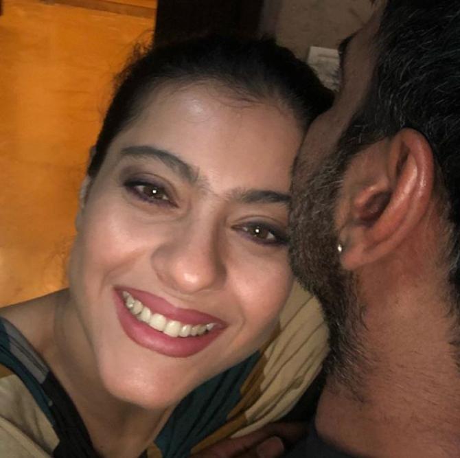 Kajol And Ajay Devgn Love Story