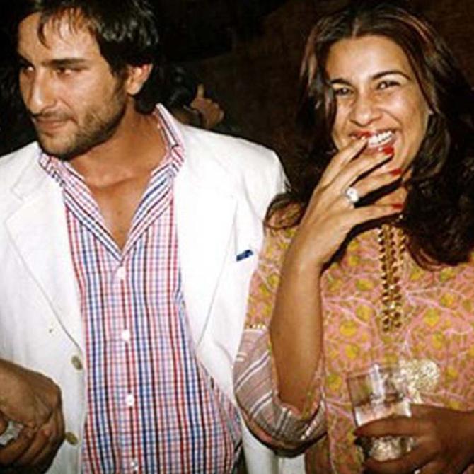 Image result for amrita singh saif ali khan