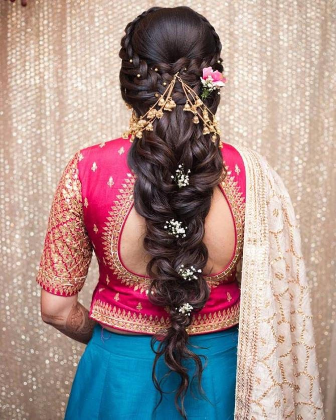 Bridal Hairstyles For Summer Wedding
