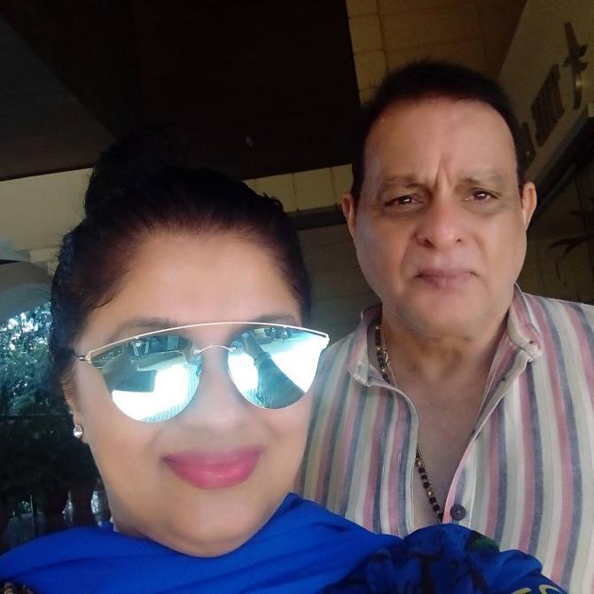 Sudha Chandran and Ravi Dang
