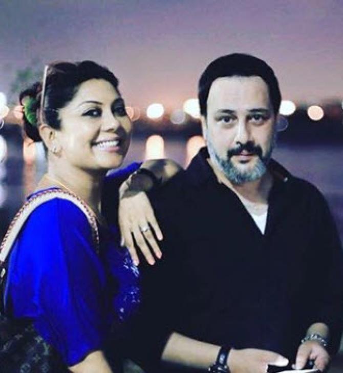 Love story of Manini De Mishra and Mihir Mishra