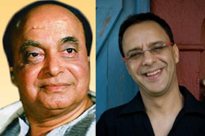 Ramanand Sagar and Vidhu Vinod Chopra