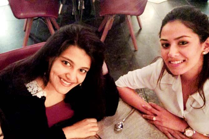 Mira and Sanah