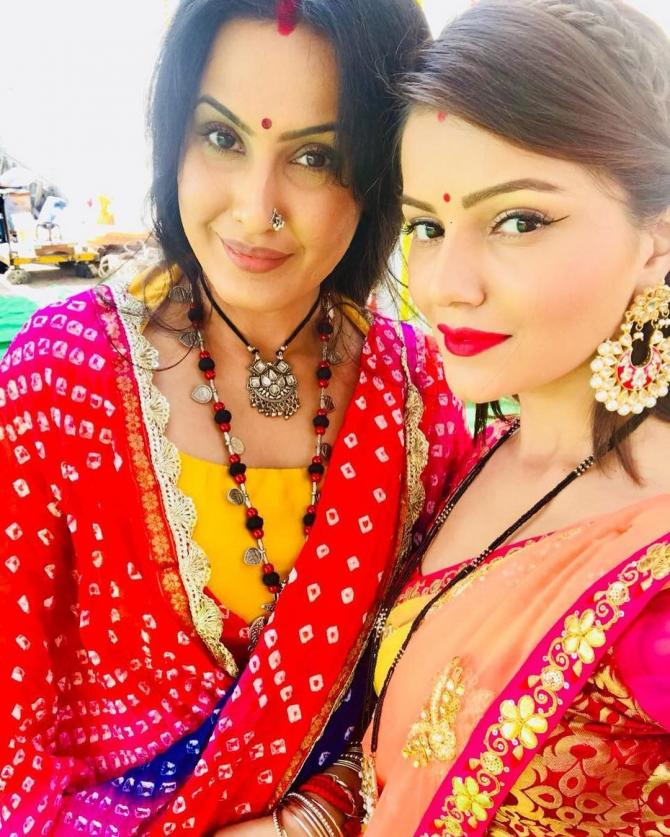 Kamya Punjabi Reveals Her Wedding Gift For Rubina Dilaik