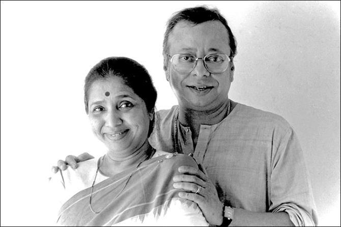 Asha Bhosle Love Life