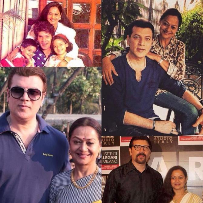 Image result for Aditya pancholi turbulent marriage