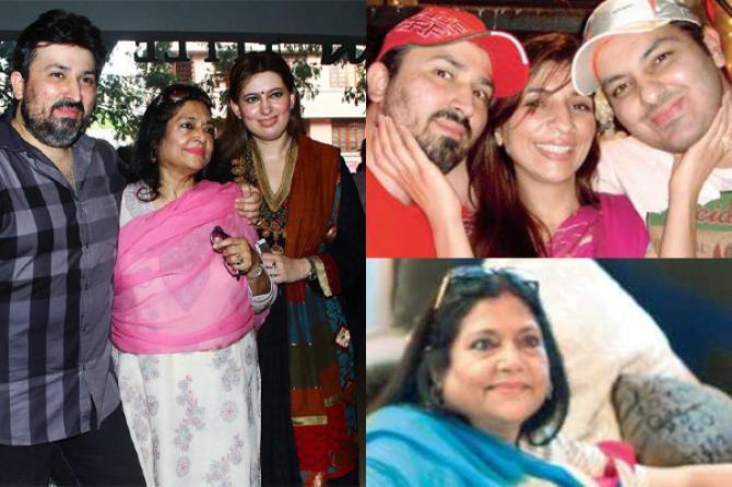 Amjad Khan's family