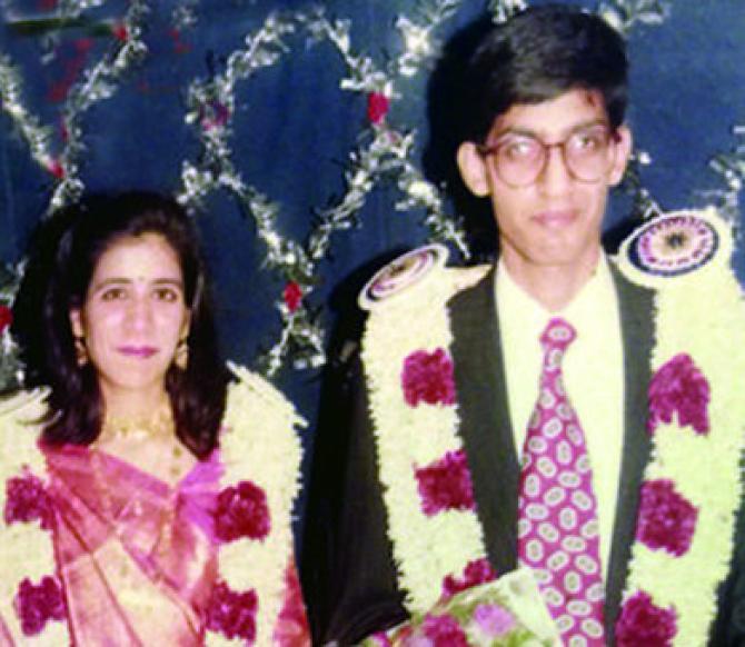 Sundar Pichai wedding