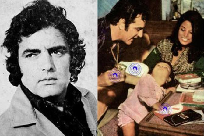 Feroz Khan and Sundari Khan