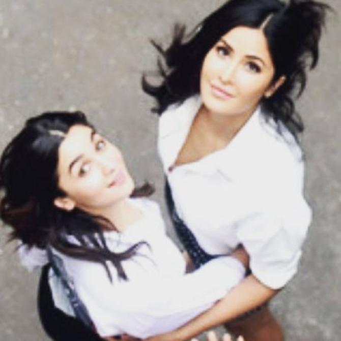 Alia and Kat