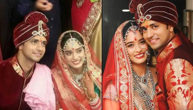 Famous Indian Television Celebrities Who Got Secretly Married