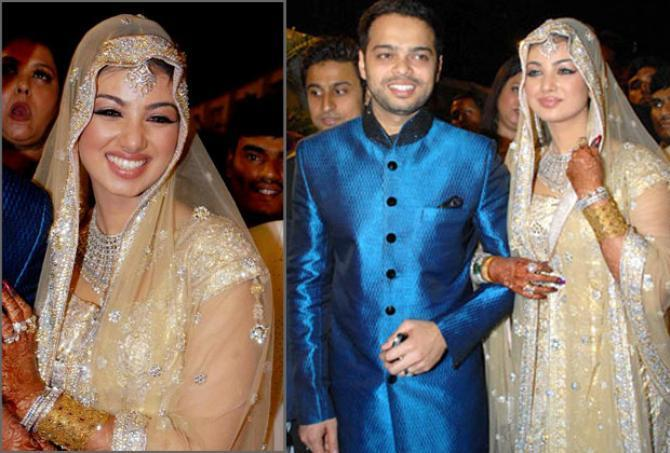 Ayesha Takias Love Life Before Marriage At 23 Had Two Flings With