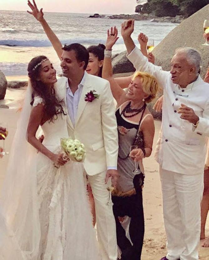 Bollywood Celebrities Who Had Low-Key Wedding Ceremonies