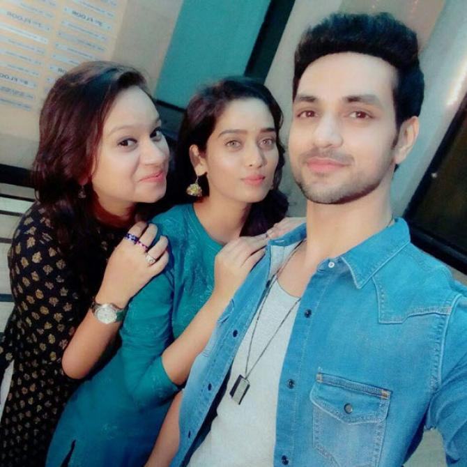 Shakti arora dating neha saxena