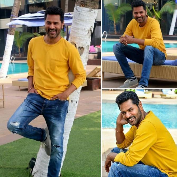 Prabhu Deva Love Life
