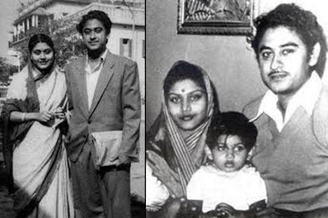 Kishore Kumar First Wife Ruma Guha Thakurta