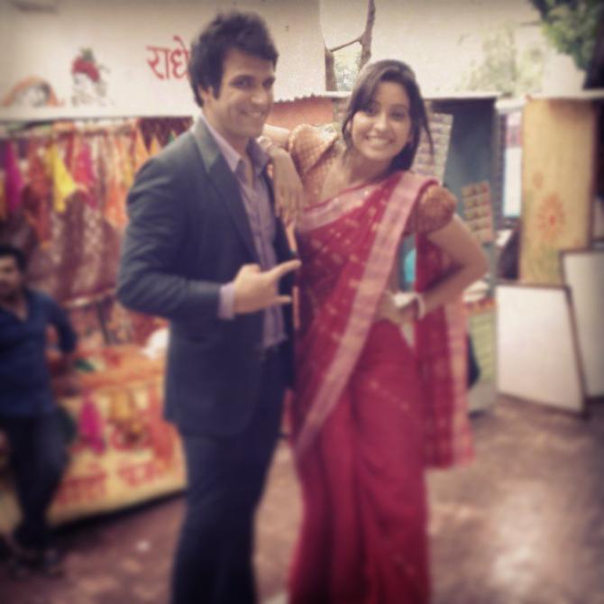 Rithvik Dhanjani And Asha Negi