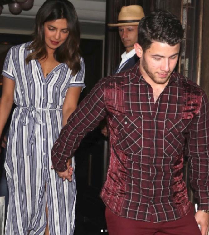 Priyanka Chopra And Nick Jonas' Engagement Bash To Take
