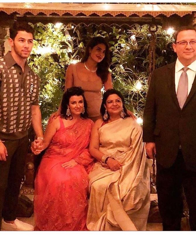 Priyanka Chopra and Nick Jonas' Engagement, Inside Details