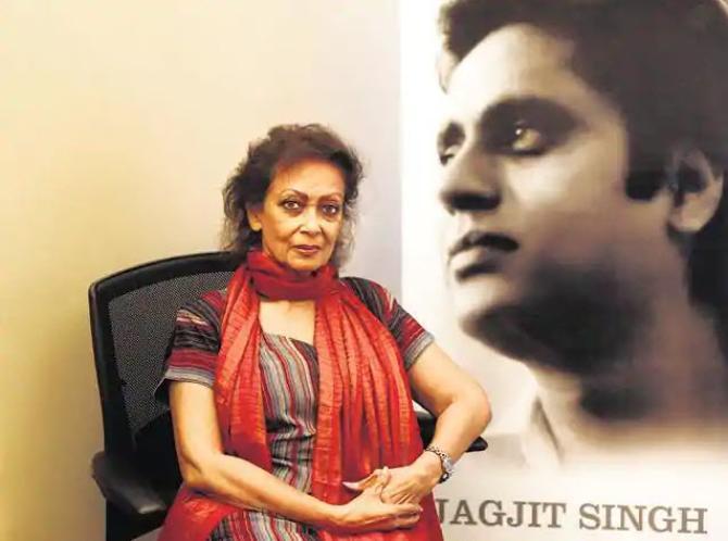 Jagjit Singh and Chitra Singh