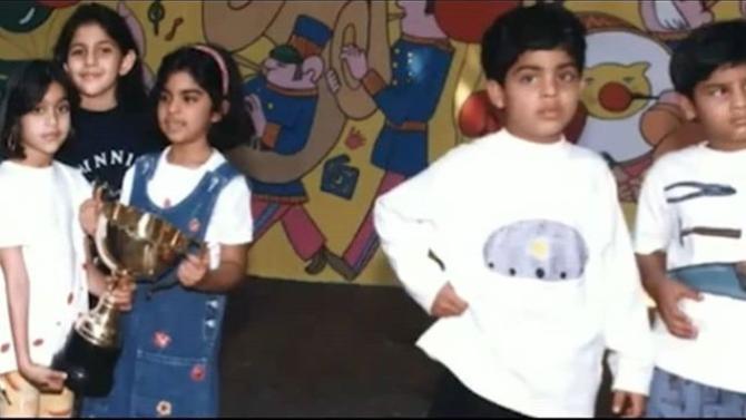 Isha Ambani Piramal and Akash Ambani