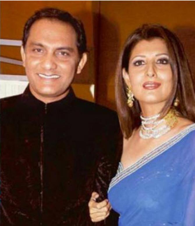 Sangeeta and Azhar