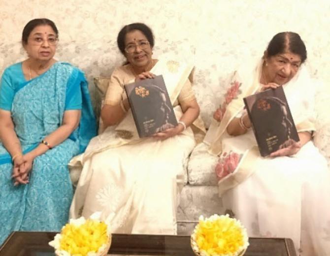Mangeshkar sisters