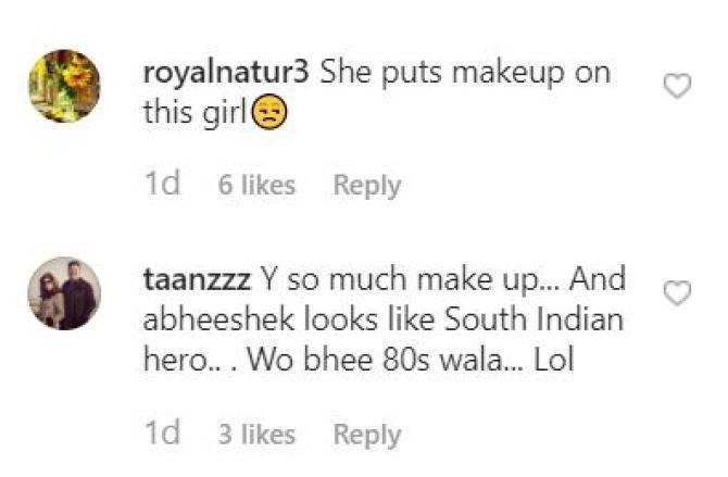 Aishwarya trolls