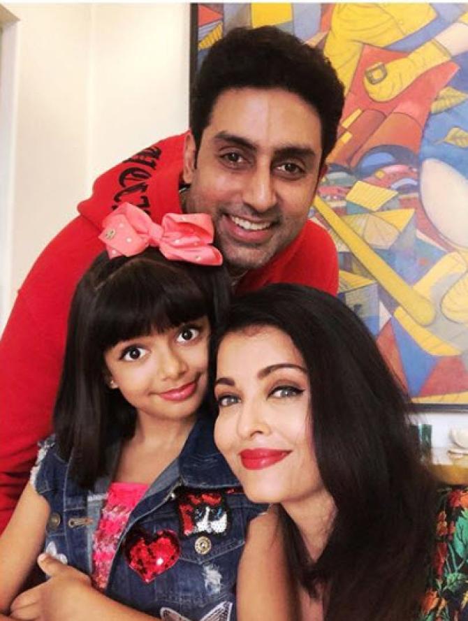Aishwarya Rai Bachchan Shares An Unseen Picture Of ...