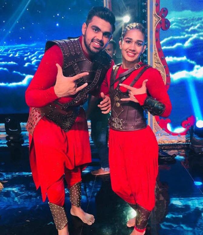 Babita and Vivek