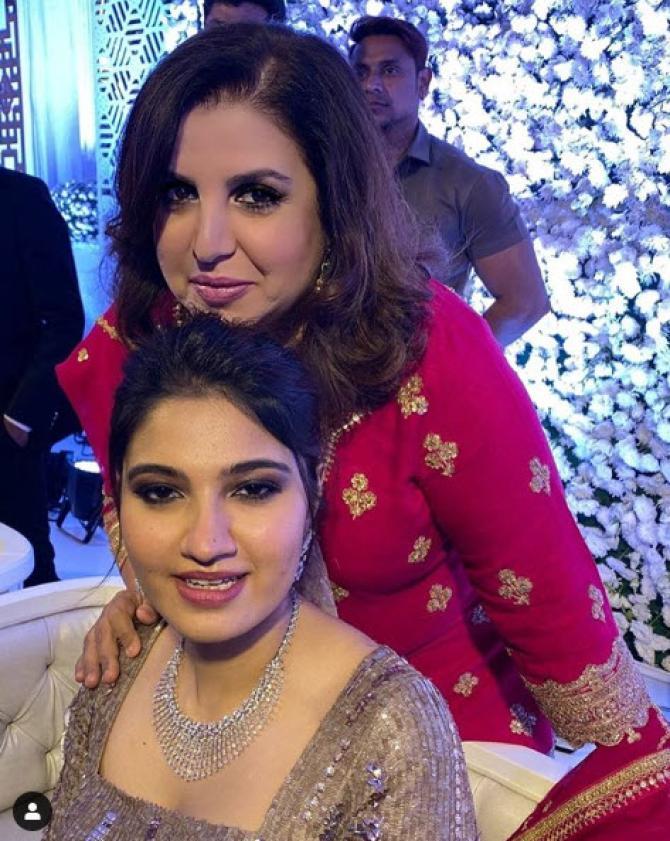 anam mirza and farah khan