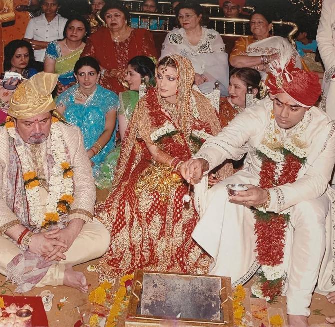 Rishi Kapoor, Riddhima Kapoor Sahni and Bharat Sahni