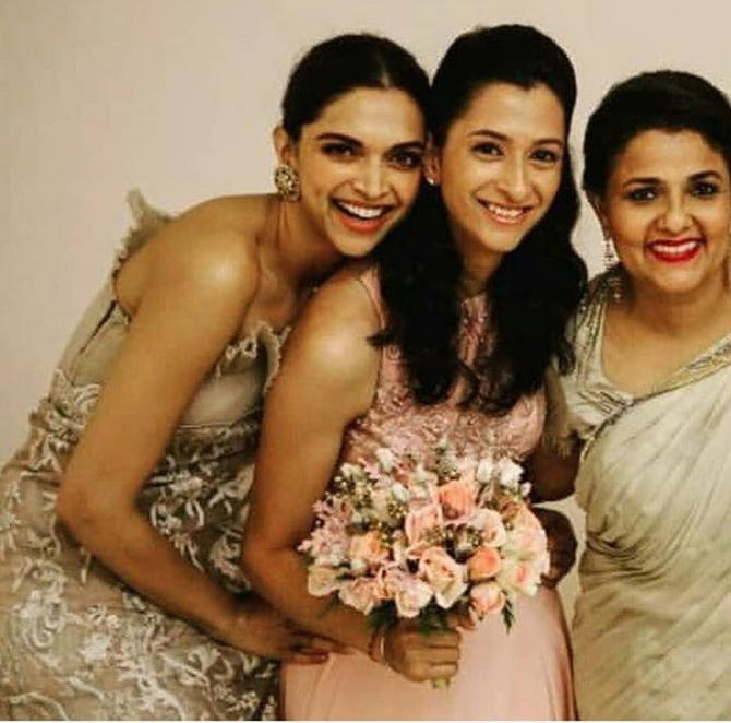 Deepika Padukone's Unseen Pictures From Her Therapist ...