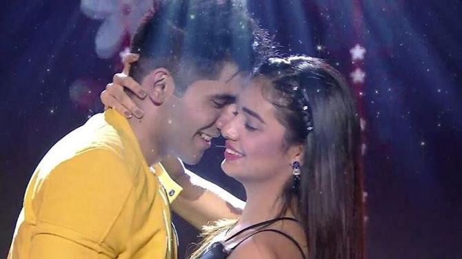 Divya Agarwal and Varun Sood
