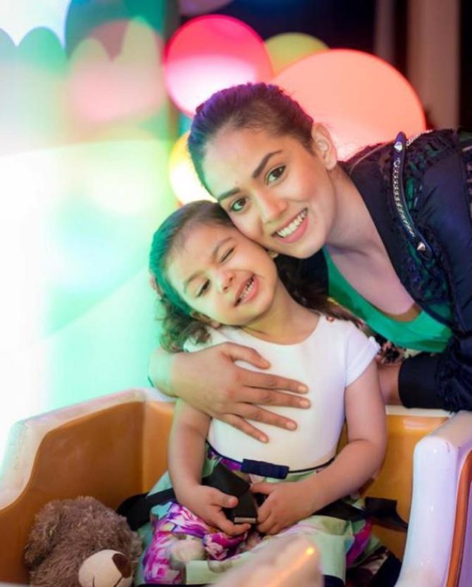 Mira and Misha Kapoor