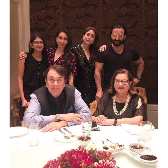 Randhir Kapoor Birthday