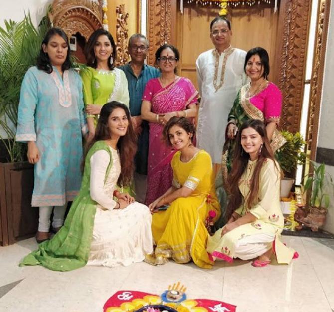 Mohan family
