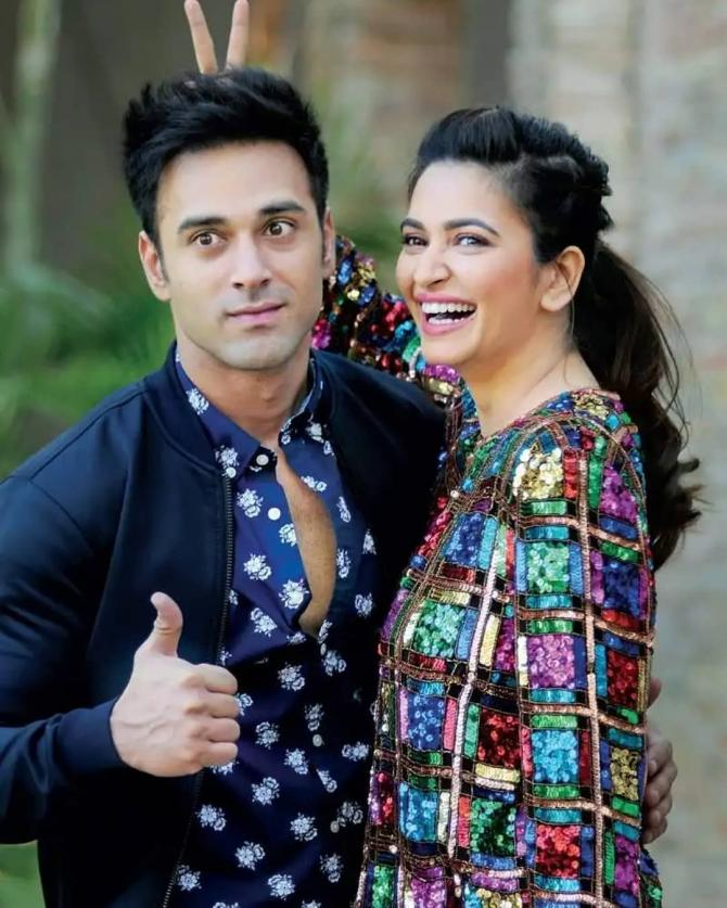 Pulkit Samrat and Kriti Kharbanda