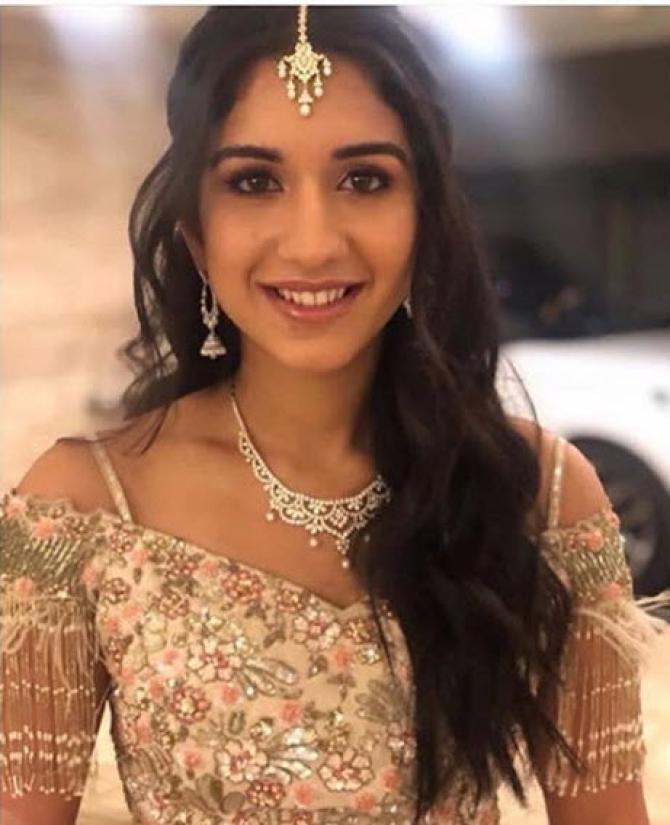 Radhika Merchant Was The Real Showstopper At Akash Ambani And Shloka Mehta's Wedding