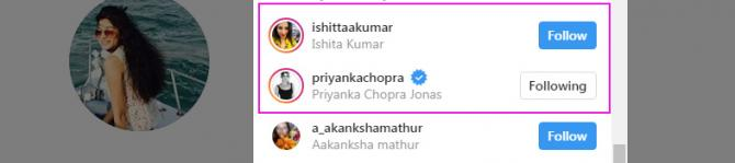 Ishita follows Kanika