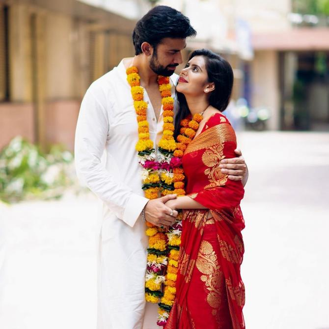 Rajeev Sen gets married to Charu Asopa