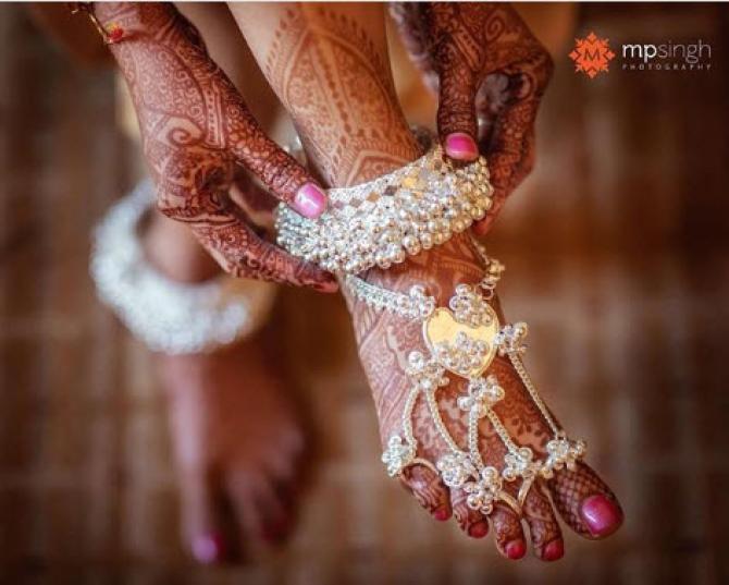 Feet Jewellery