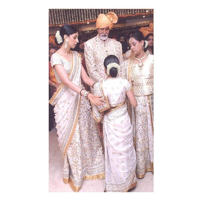 Abhishek Bachchan Marriage Photo