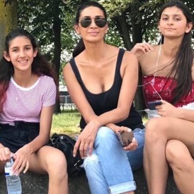 Mehr, Mahikaa and Myra