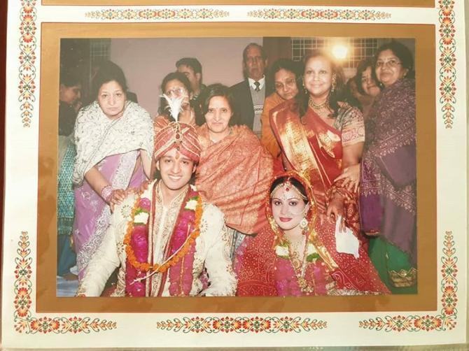 Sourabh Raaj Jain and Ridhima Jain