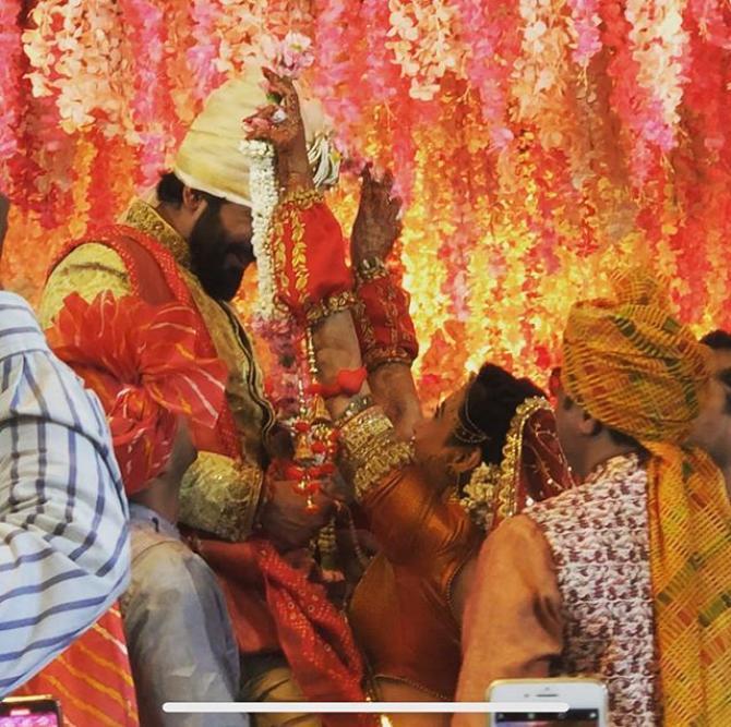 Kamya Panjabi and Shalabh Dang